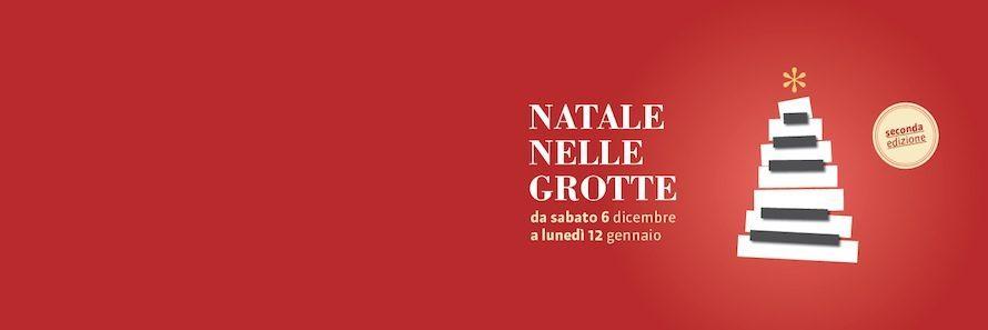 Eventi di Natale nelle Grotte di Castellana