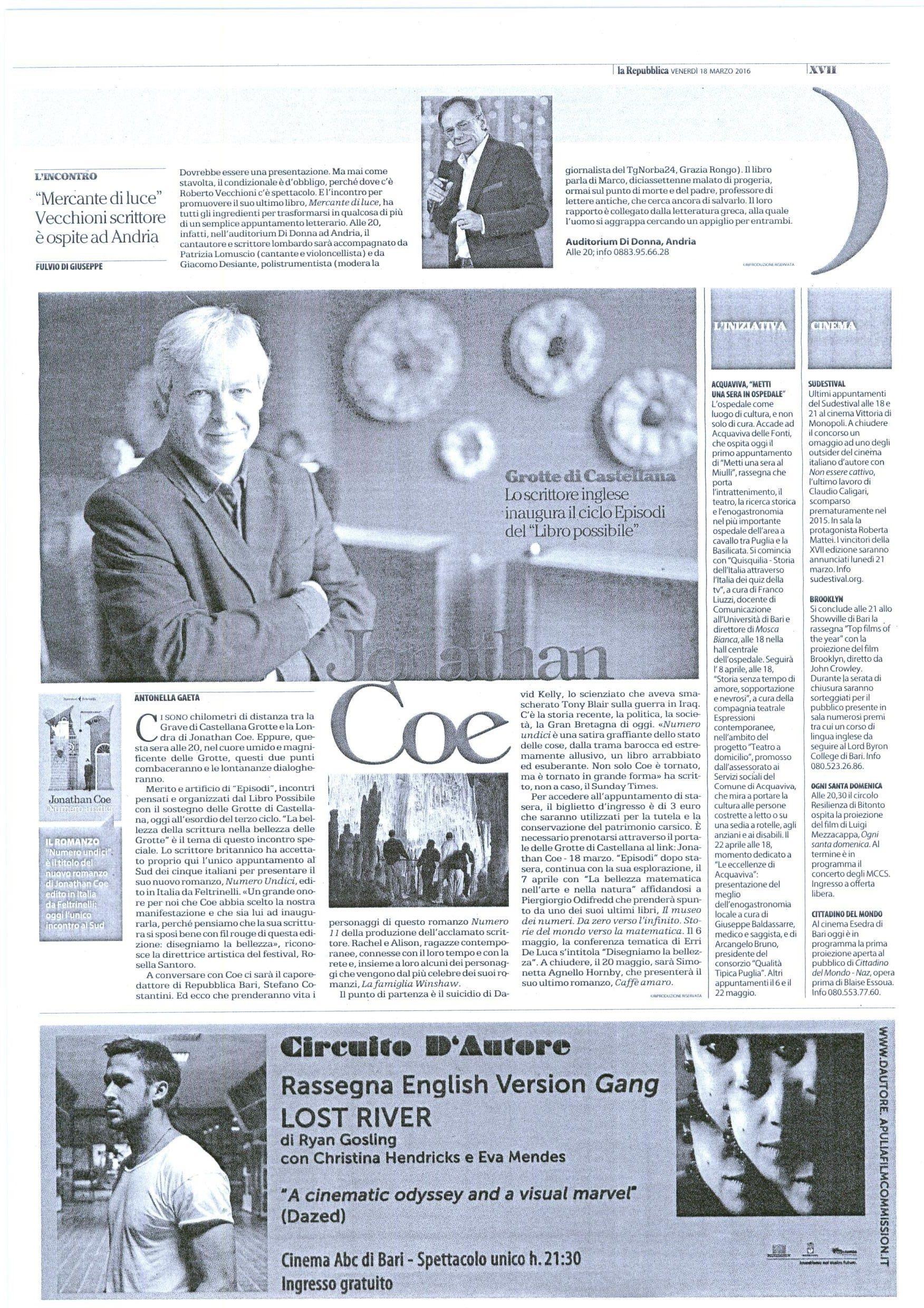 Repubblica 18-03-16