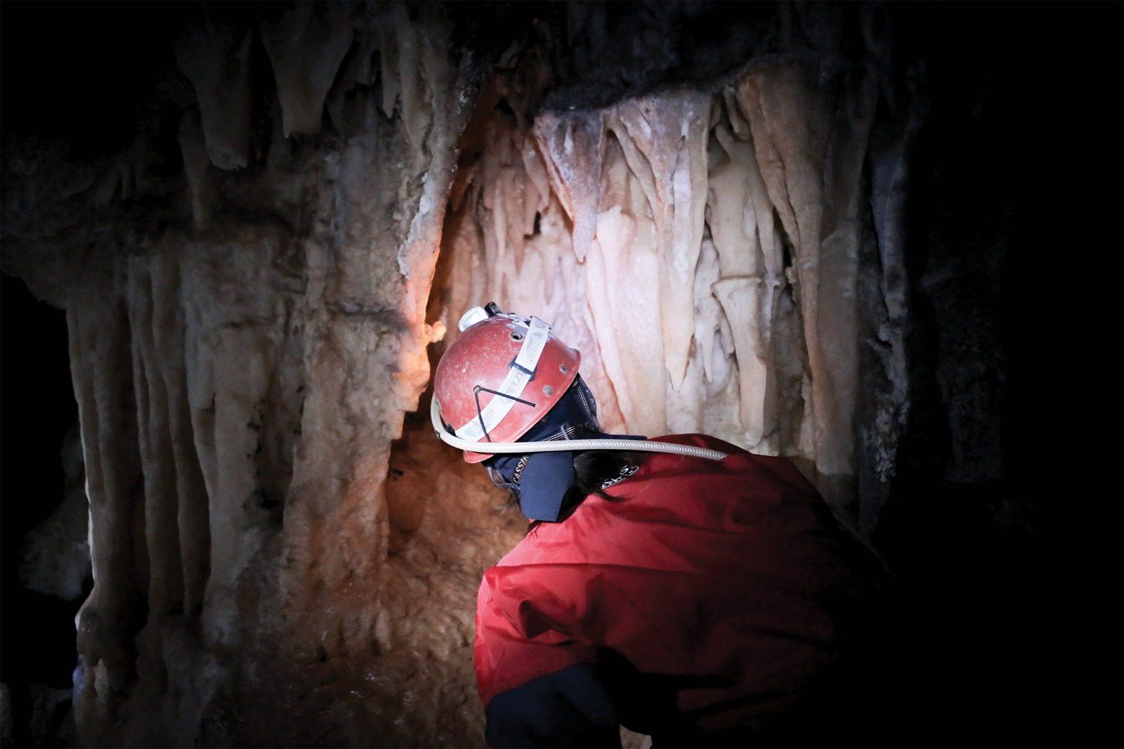 Grotte, Turismo, Ricerca
