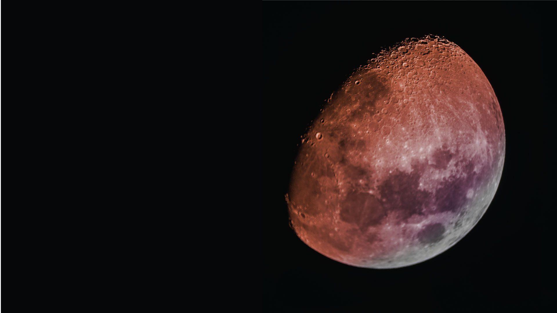 Eclissi di Luna più lunga del secolo