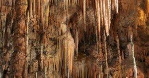 L'altare delle Grotte di Castellana - La Dogana
